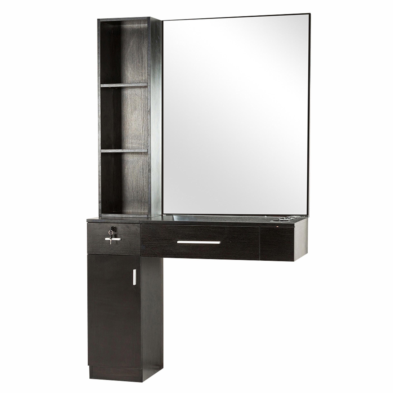 barberpub friseurplatz bedienungsplatz spiegeltisch. Black Bedroom Furniture Sets. Home Design Ideas