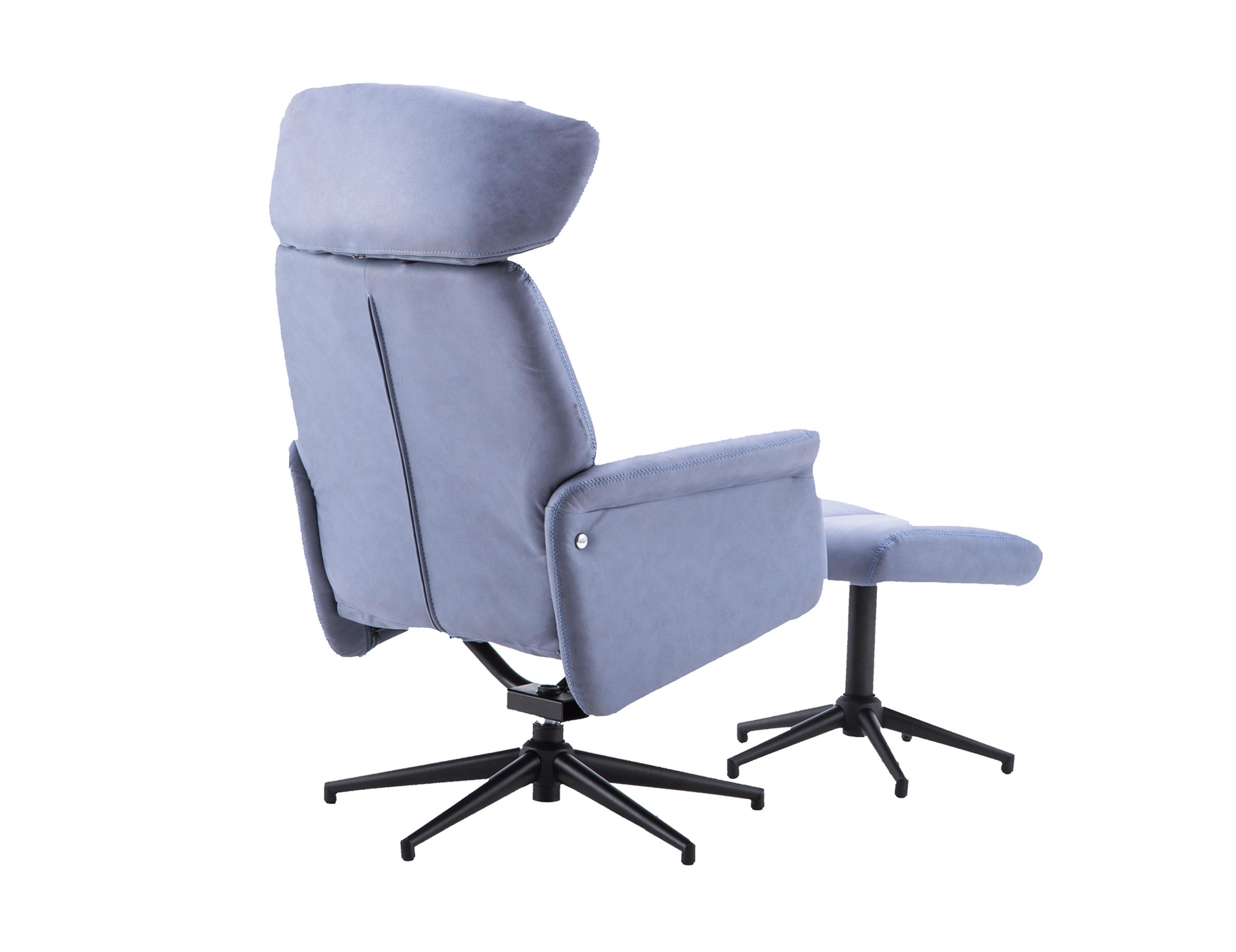 mcombo relaxsessel fernsehsessel tv sessel kippbar dreh mit fu hocker stahlf en ebay. Black Bedroom Furniture Sets. Home Design Ideas