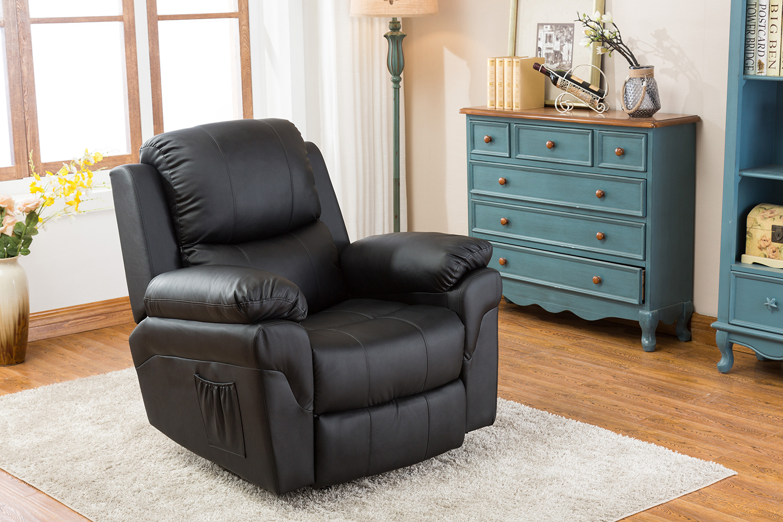 mcombo fernsehsessel relaxsessel tv sessel kippbar mit ohne massage heizung ebay. Black Bedroom Furniture Sets. Home Design Ideas