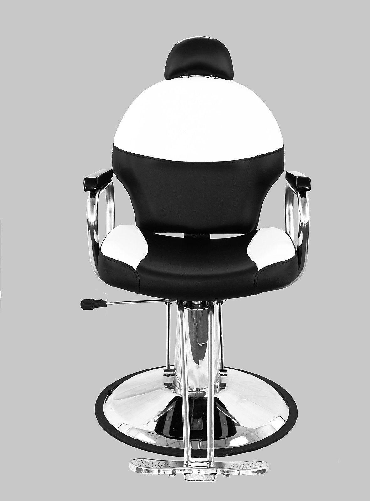 Barberpub Reclining Hydraulic Salon Styling Beauty Spa