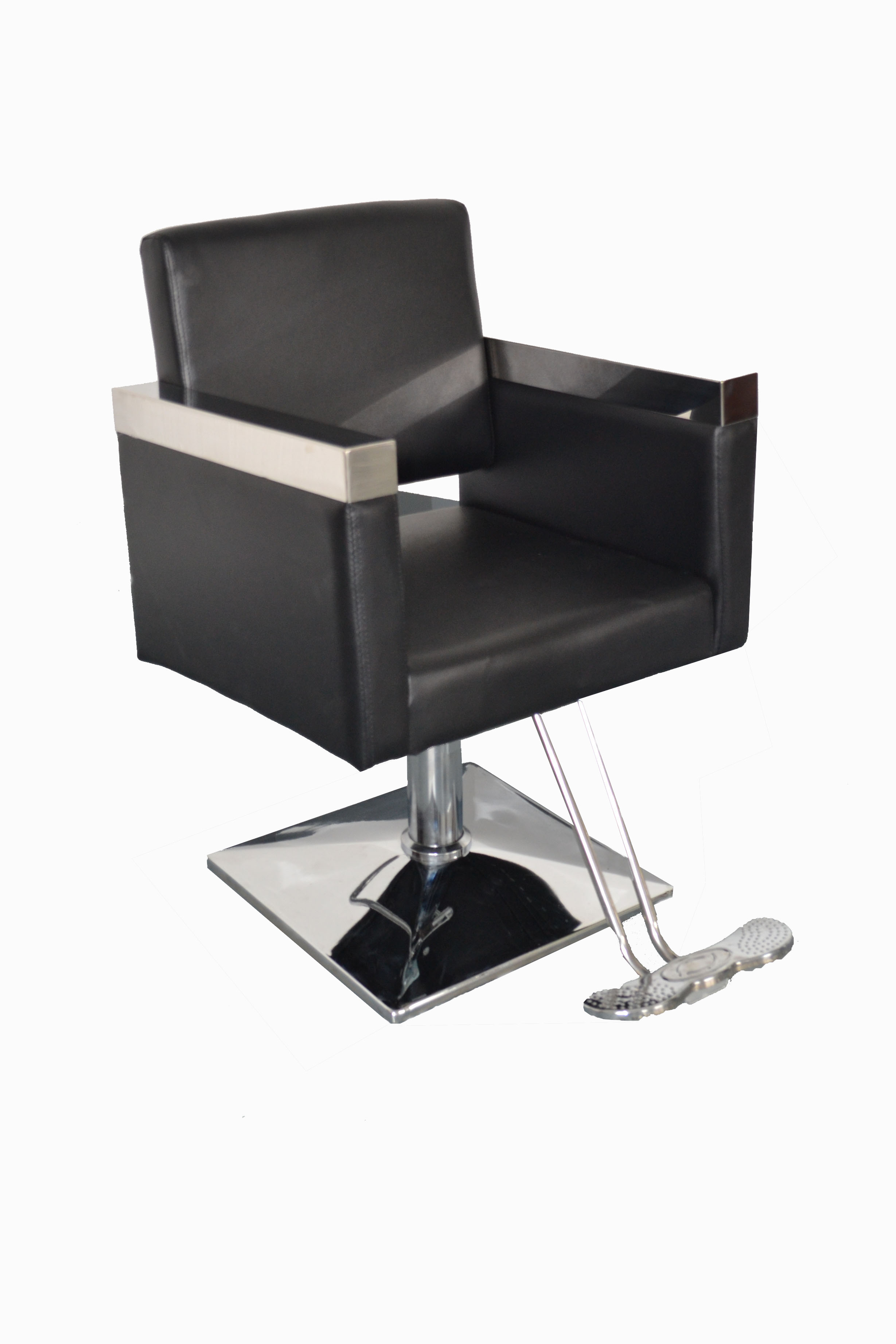 Barberpub hydraulic barber chair salon styling beauty spa for Hydraulic chairs beauty salon