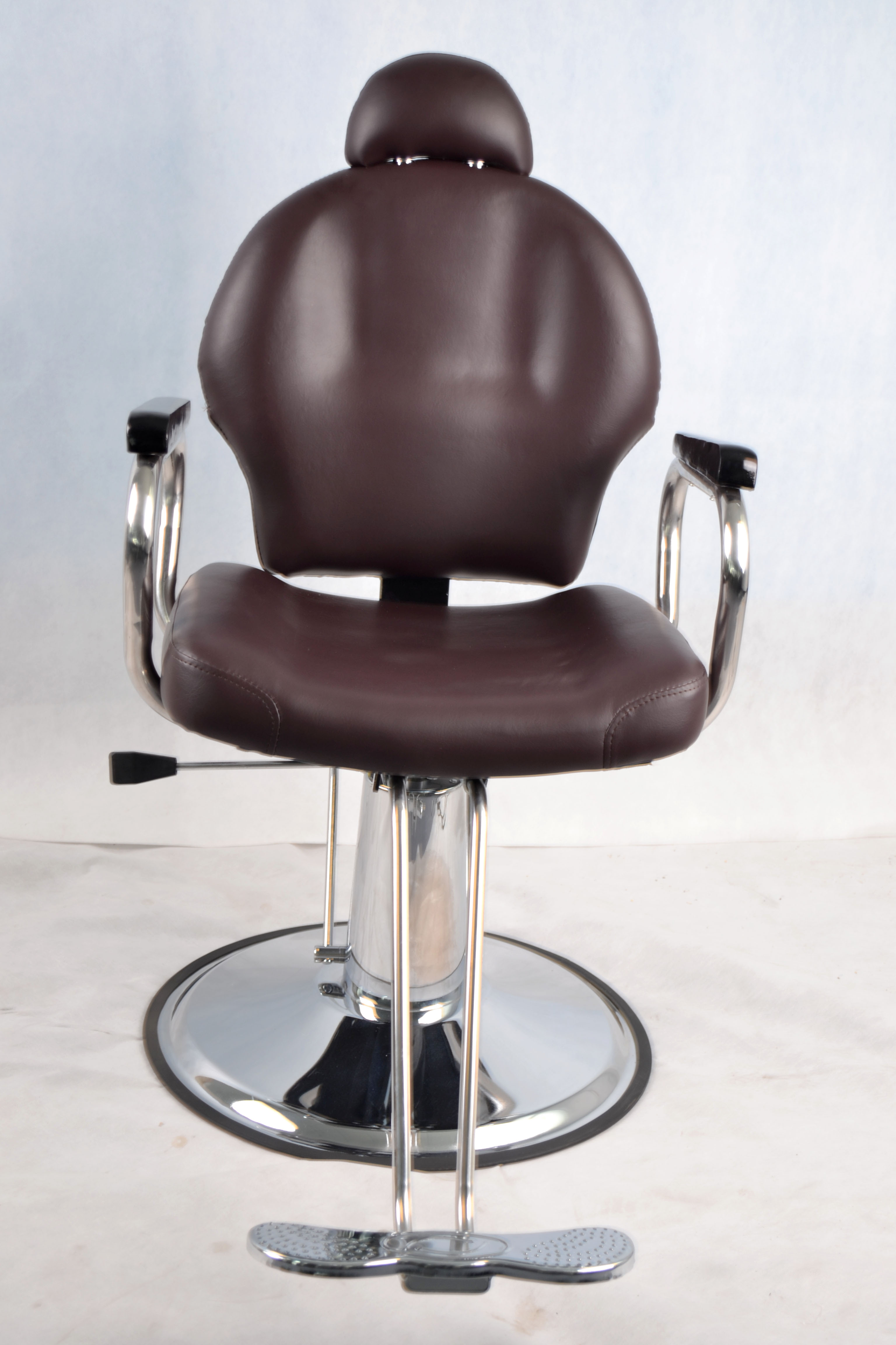 Reclining hydraulic barber chair salon styling beauty spa for 90 degrees salon