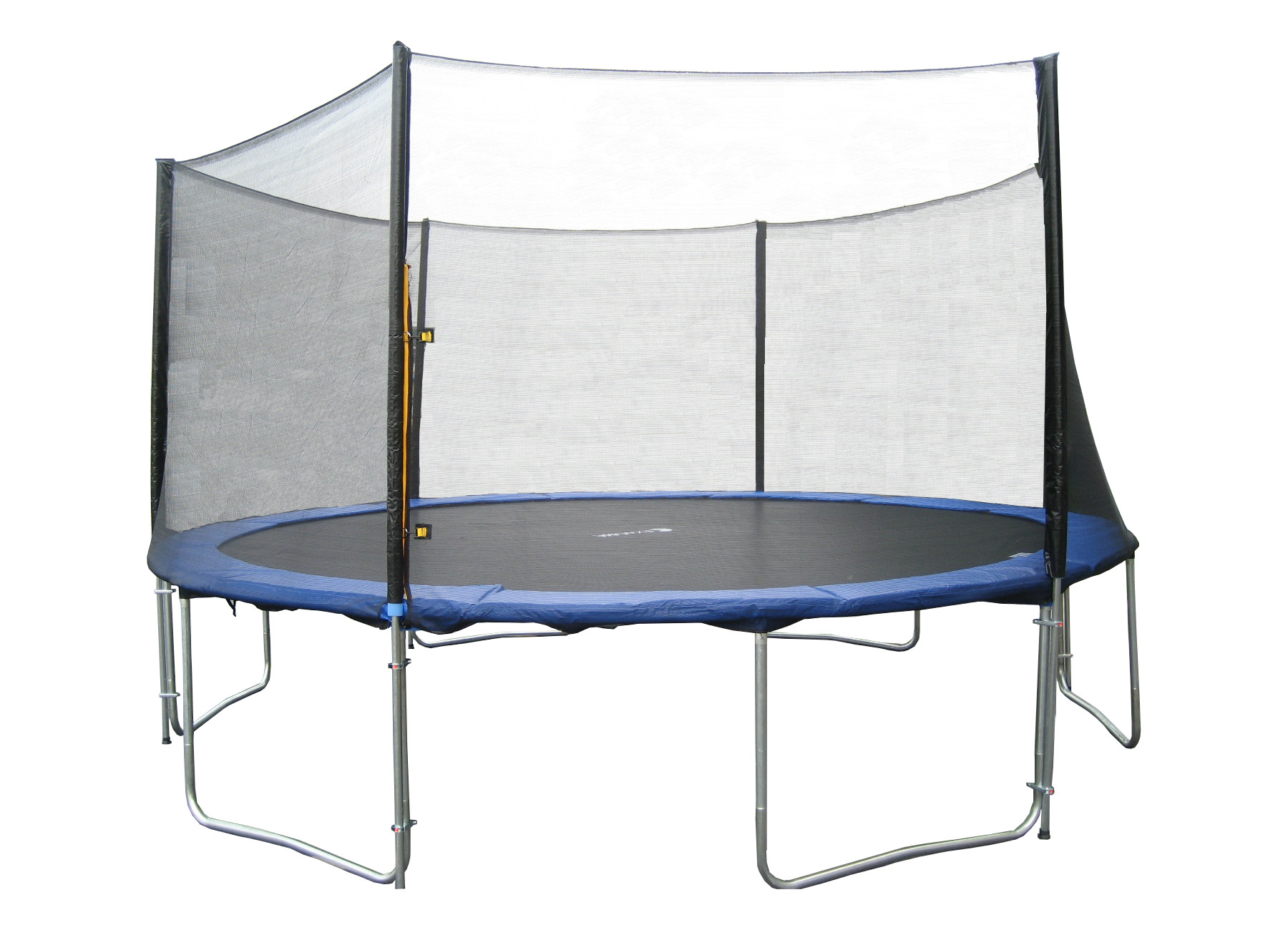 Exacme 14 Ft Trampoline W Safety Pad Amp Enclosure Net All