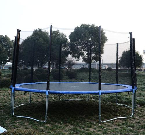 ExacMe 16FT 6W Legs Round Trampoline W/ Safety Pad T016