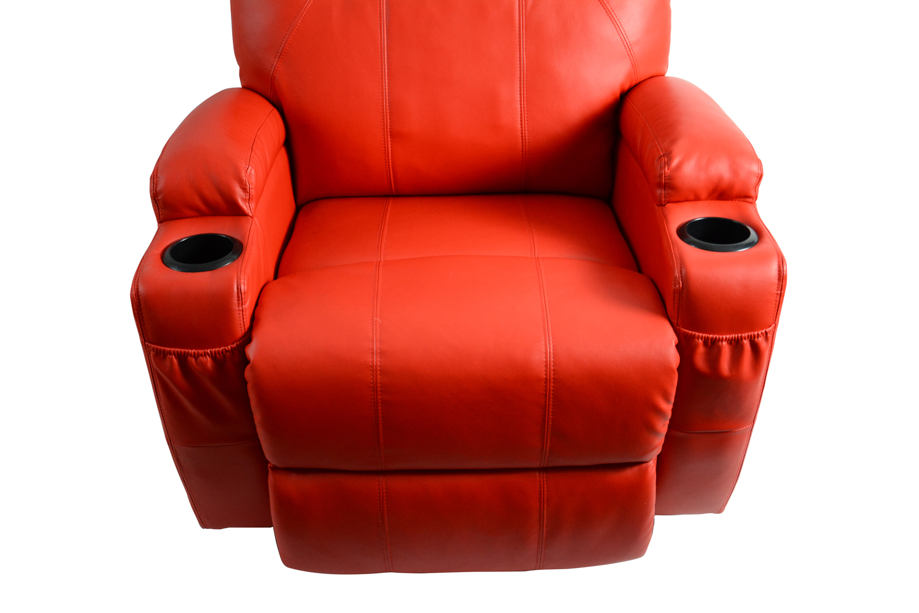 Massage Recliner Sofa Chair Vibration Heat W Control
